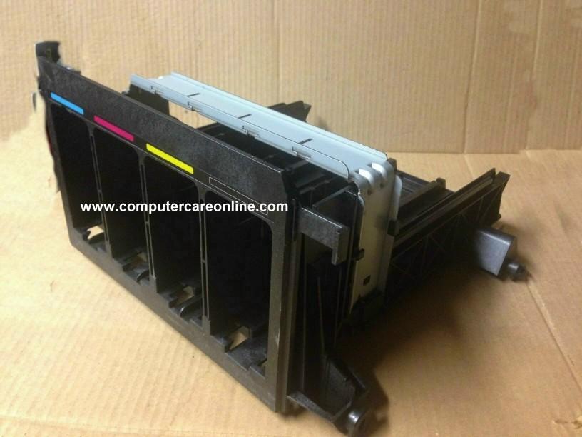 C6074-60386 C6072-60015 DesignJet 1050C / 1055 CM Ink Supply Station New