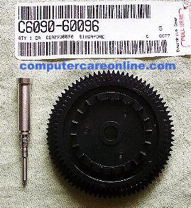 C6090-60096 DesignJet Plotter 5000 5500 Drive roller gear