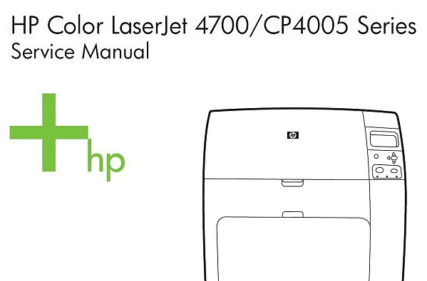 8550 Series Service Manual Parts /& Diagrams HP LaserJet 8500