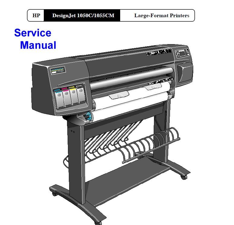 designjet 1050c 1055cm plotter service manual download rh computercareonline com HP Designjet 750C HP Designjet 510