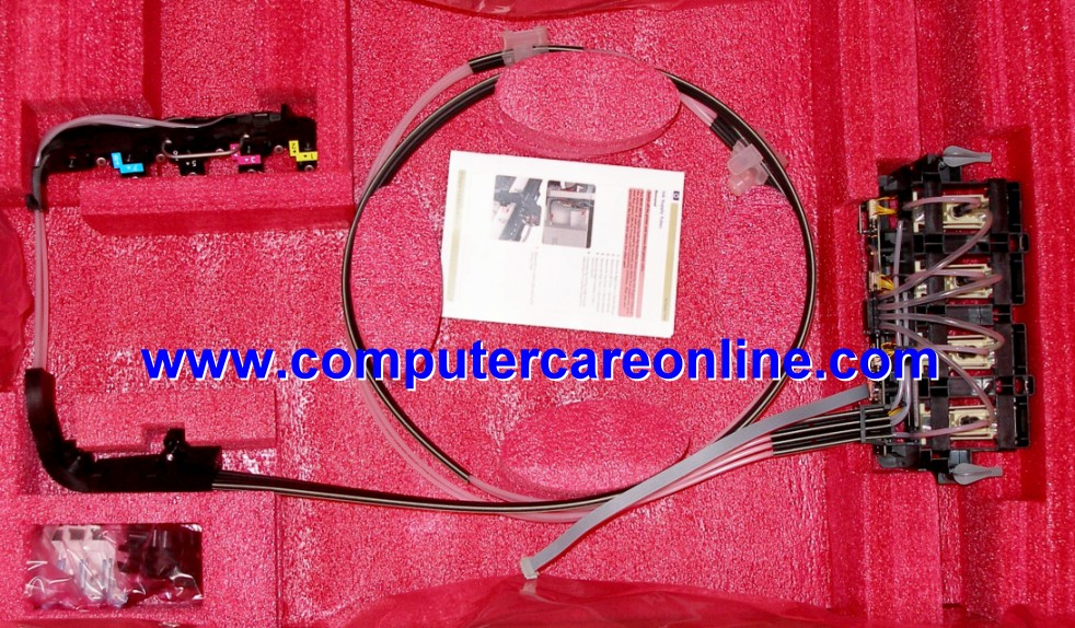 Q1273-60300 DesignJet 4000 Series Ink Supply Tubes New