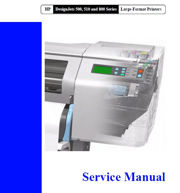 designjet 500 510 800 service manual download rh computercareonline com HP Deskjet 3520 HP Deskjet 3520