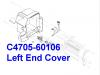 C4705-60106 DesignJet 700 Series Left End Cover New