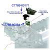 C7769-60384 DesignJet 500 800 Drive Roller Encoder Sensor