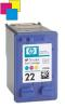 C9352AN HP 22 Compatible Color Inkjet Cartridge