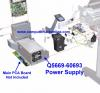 Q5669-60693 DesignJet T and Z Series Power Supply Unit OEM New