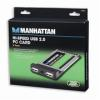 Manhattan USB 2.0 PCMCIA Card