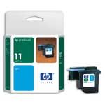 C4811AN No. 11 Cyan DesignJet / DeskJet Printhead