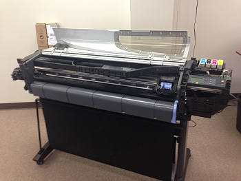 Computer Care offers onsite service and repair of plotters and wide format printers.